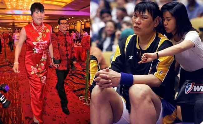 Zheng-Haixia-Tallest-WNBA-player-10-najvisih-kosarkasica