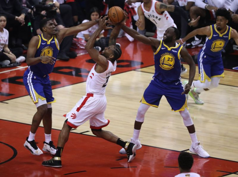 draymond-green-kawhi-leonard-golden-state-warriors-toronto-raptors