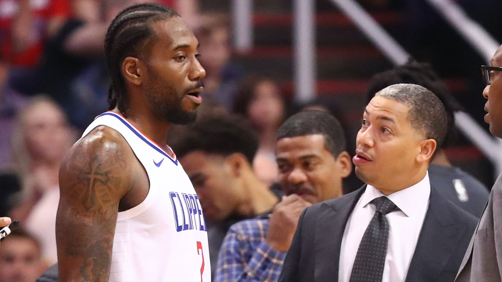 tyronn-lue-clippers-coaching-staff-assistants-roster-coaches-la-billups-drew-kawhi-leonard
