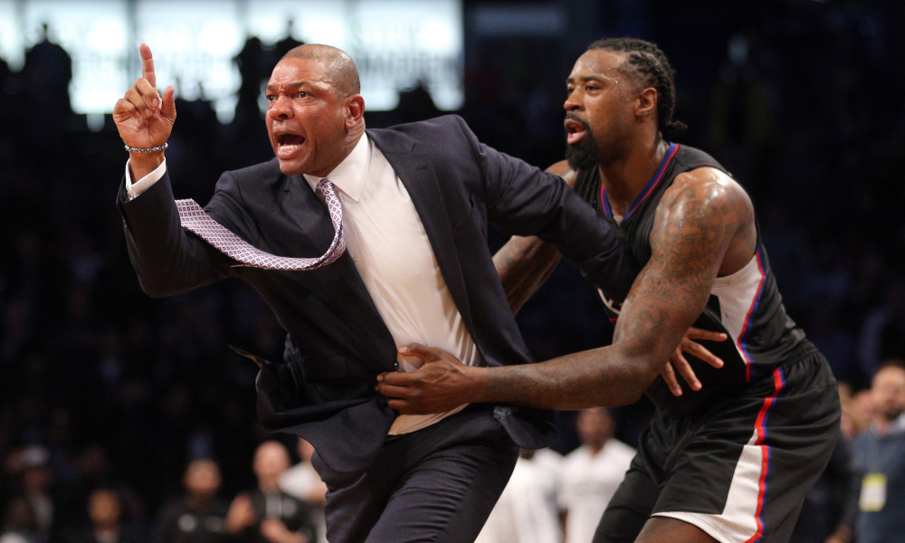 doc rivers-deandre jordan
